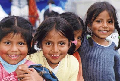 Ecuadorian Children